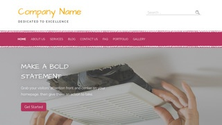 Scribbles Air Duct Cleaning WordPress Theme