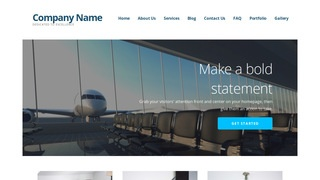 Ascension Airline WordPress Theme
