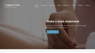 Lyrical Alternative Medicine WordPress Theme