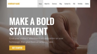 Stout Alternative Medicine WordPress Theme