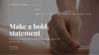 Velux Alternative Medicine WordPress Theme