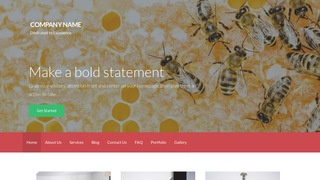 Activation Apiary and Beekeeper WordPress Theme