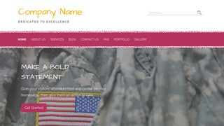 Scribbles Army and Navy Store WordPress Theme