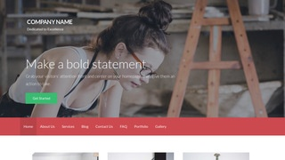 Activation Artist WordPress Theme