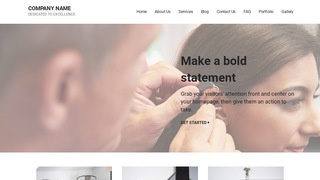 Mins Audiologist WordPress Theme