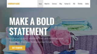Stout Baby Gear and Furniture WordPress Theme