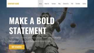 Stout Bankruptcy Law WordPress Theme