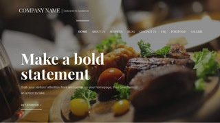 Velux Bar and Grill WordPress Theme
