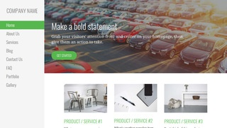 Escapade Autos and Vehicles WordPress Theme
