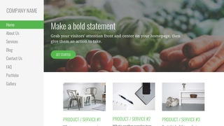 Escapade Wholesale Food Products WordPress Theme