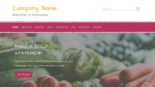 Scribbles Wholesale Food Products WordPress Theme