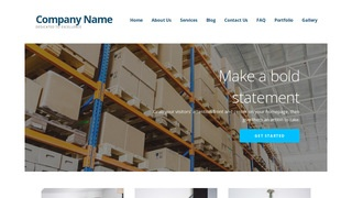 Ascension Manufacturing WordPress Theme