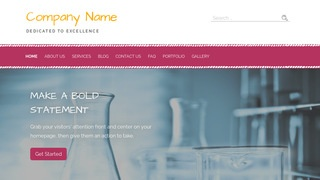 Scribbles Science and Technology WordPress Theme