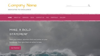 Scribbles Beaches WordPress Theme