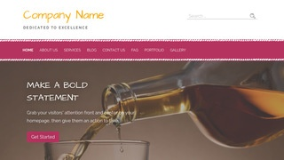 Scribbles Beverage Distributor WordPress Theme