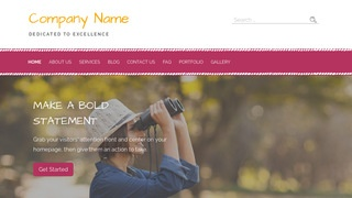 Scribbles Bird Watching Area WordPress Theme