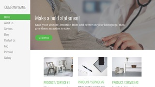 Escapade Birthing and Parenting Center WordPress Theme