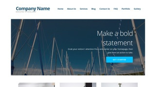 Ascension Boat and Yacht WordPress Theme