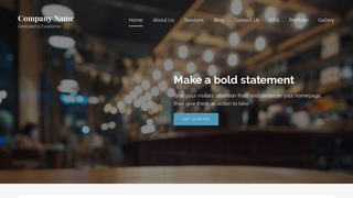 Lyrical Brasserie WordPress Theme