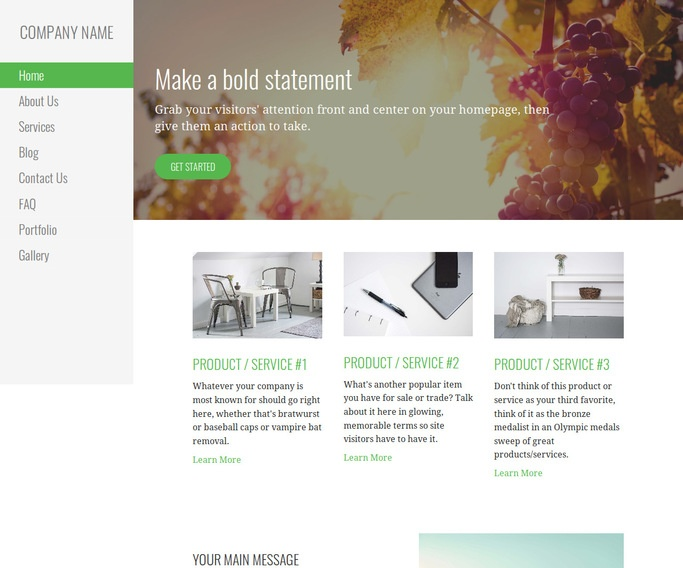 Escapade Brewing and Winemaking Supplies WordPress Theme