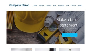 Ascension Building Contractor WordPress Theme