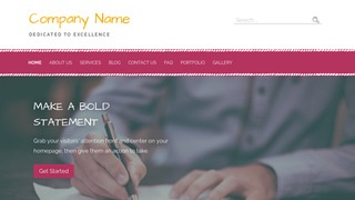 Scribbles Business Records Management WordPress Theme