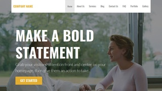 Stout Cancer Treatment Center WordPress Theme