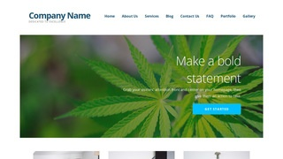 Ascension Cannabis Clinic WordPress Theme
