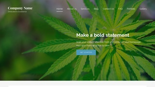 Lyrical Cannabis Clinic WordPress Theme