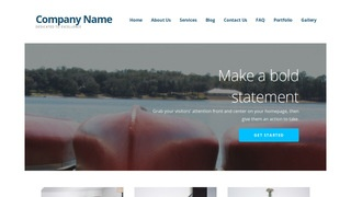Ascension Canoes and Kayaks WordPress Theme