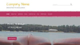 Scribbles Canoes and Kayaks WordPress Theme