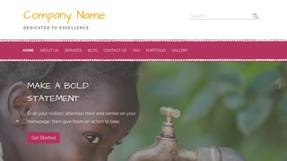 Scribbles Charitable Organization WordPress Theme