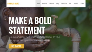 Stout Charitable Organization WordPress Theme