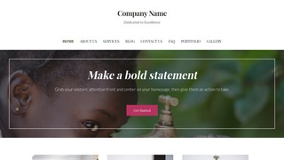 Uptown Style Charitable Organization WordPress Theme