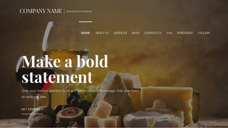 Velux Cheese Maker WordPress Theme