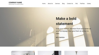 Mins Church WordPress Theme