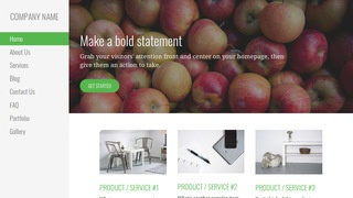 Escapade Cider Mill WordPress Theme