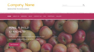 Scribbles Cider Mill WordPress Theme
