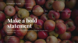 Velux Cider Mill WordPress Theme