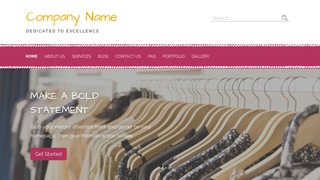 Scribbles Clothing and Apparel Store WordPress Theme