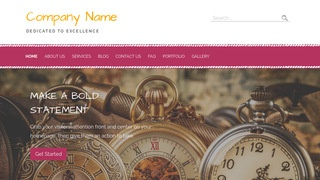 Scribbles Collectibles Stores WordPress Theme