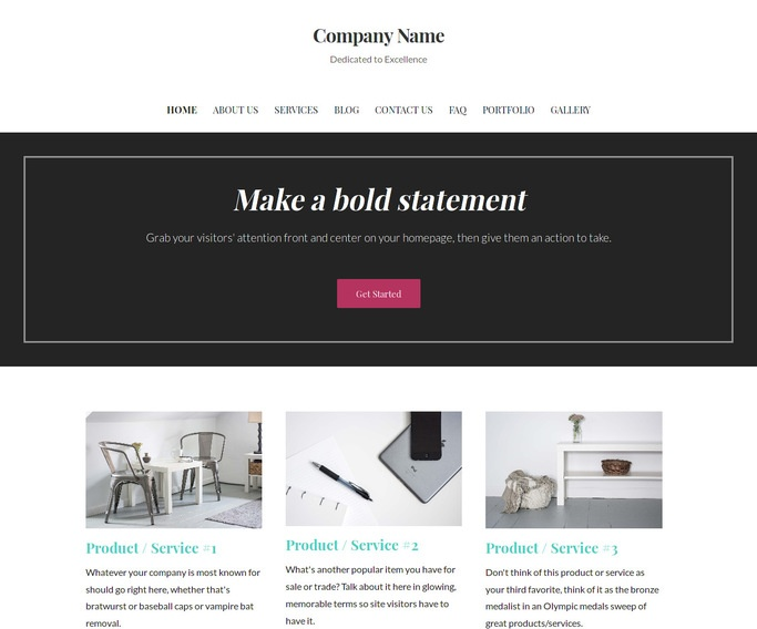 Uptown Style College Counseling WordPress Theme