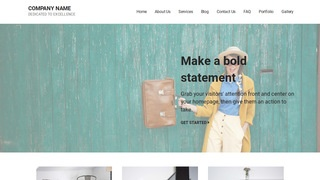 Mins Consignment Shop WordPress Theme