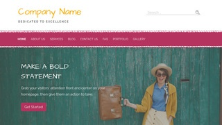 Scribbles Consignment Shop WordPress Theme
