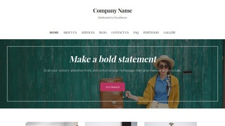 Uptown Style Consignment Shop WordPress Theme