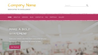 Scribbles Convenience Store WordPress Theme