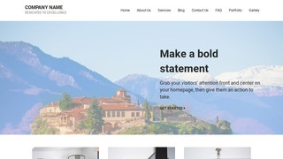 Mins Convent and Monastery WordPress Theme