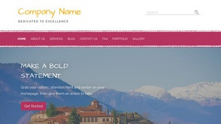 Scribbles Convent and Monastery WordPress Theme