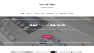 Uptown Style Copy Shop WordPress Theme