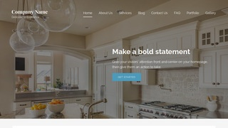 Lyrical Countertops WordPress Theme
